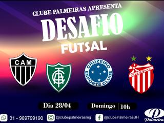 Desafio de Futsal