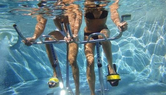 Spinning Aquático Clube Palmeiras BH