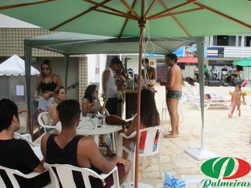 Pool Party é no Palmeiras !
