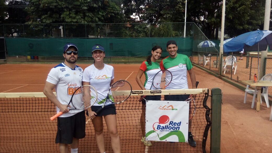 Torneio de Tênis - Open Pampulha