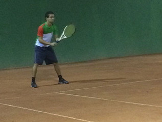 Segunda Etapa Copa AESEV de Tênis