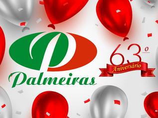 63º aniversário da Sociedade Recreativa Palmeiras