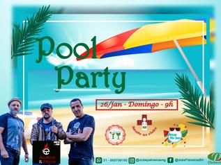 Pool Party de Janeiro