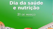 Dia da Saúde e Nutrição  🍎