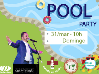 Pool Party de Março