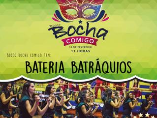 CONFIRMADO - BATERIA BATRÁQUIOS NO PRÉ-CARNAVAL DO PALMEIRAS !!!
