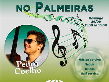 Música ao vivo no Palmeiras