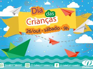 Dia das Crianças no Palmeiras