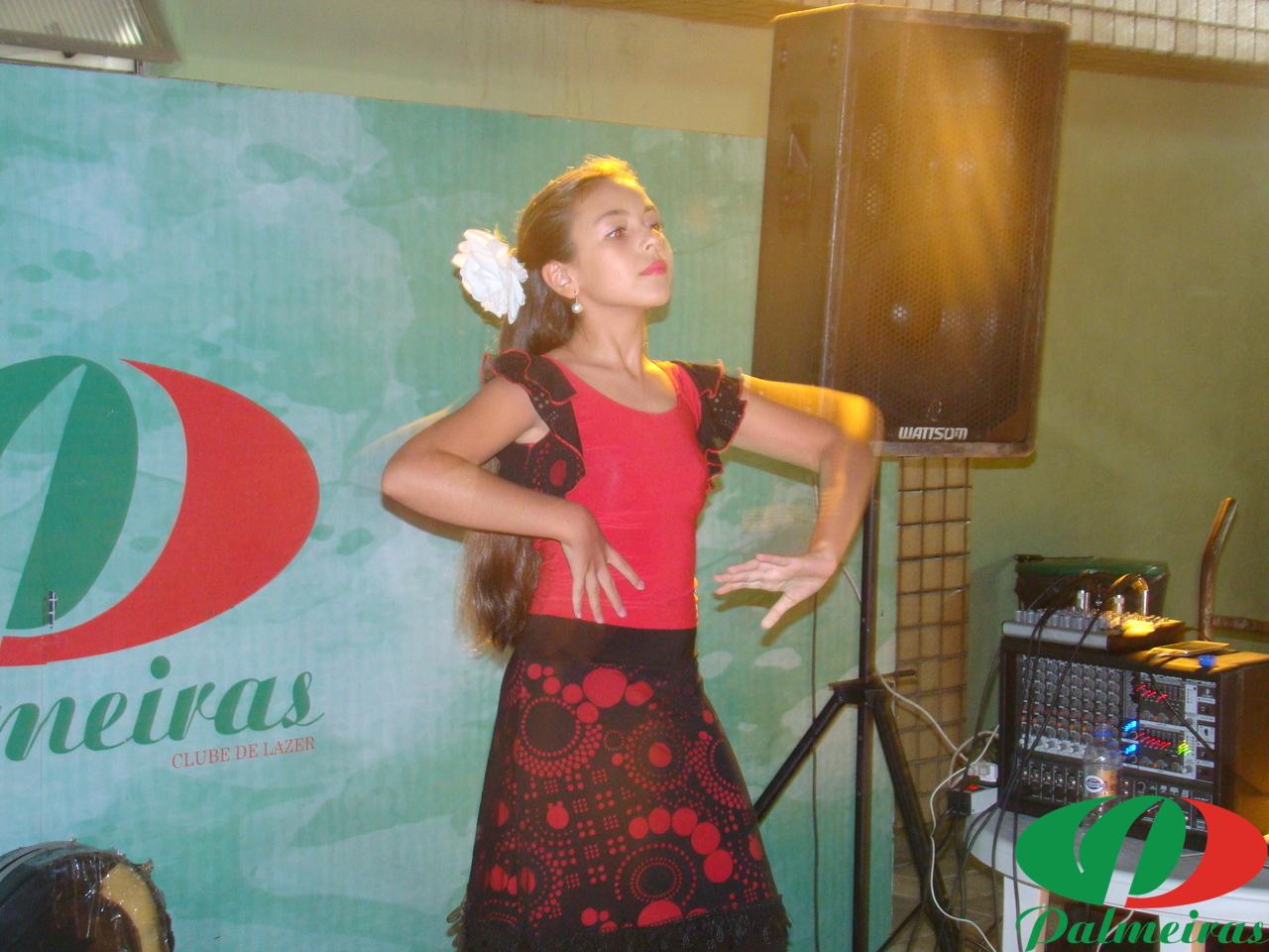 Dançarina Catarina Marra