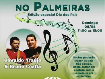 Dia dos Pais no Palmeiras