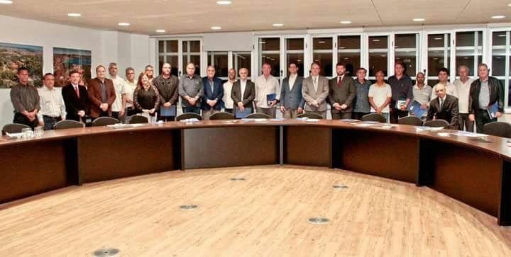 Reunião FECMG