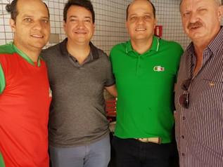 Presidente da FENACLUBES participa de atividades em diversos Clubes de MG !