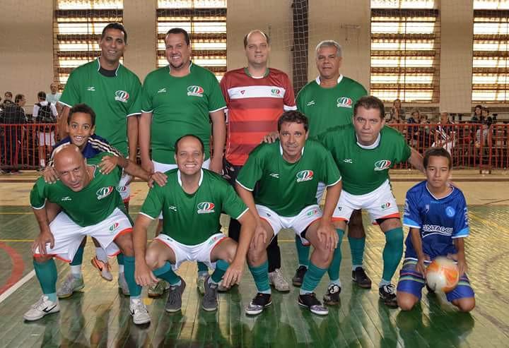 Equipe master Palmeiras x Cruzeiro E.C
