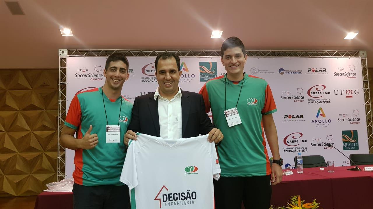 Lucas, Varley Costa e Matheus