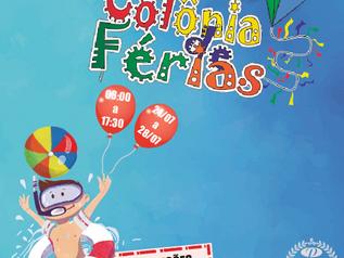 NOVIDADES NA COLÔNIA DE FÉRIAS DO PALMEIRAS !!!