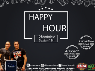 Happy Hour de Outubro