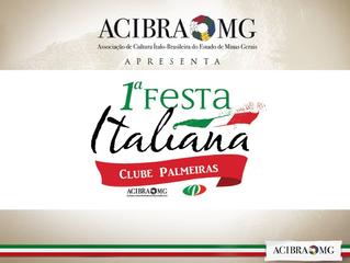1ª Festa Italiana do Clube Palmeiras