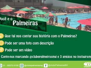 Você e o Palmeiras!!!