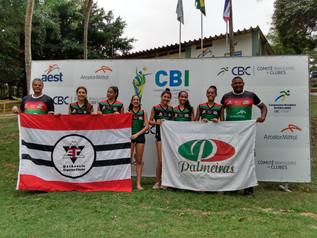 Equipe de vôlei de praia Palmeiras/Mackenzie é sucesso no cenário esportivo