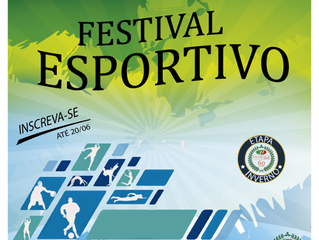FESTIVAL ESPORTIVO DE INVERNO !