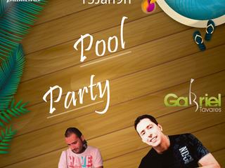 Primeira Pool Party do ano será no próximo domingo !