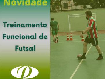 Treinamento Funcional de Futsal