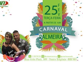 Carnaval no Palmeiras