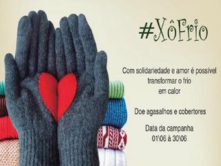 Participe da Campanha #XôFrio !