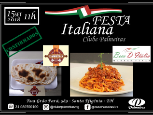 Confirmados: Food Truck Cabritos e Beco D Italia