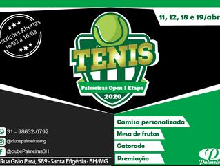 Palmeiras Open I Etapa 2020
