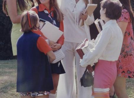 School Vibes # 2 / Seventies Issue