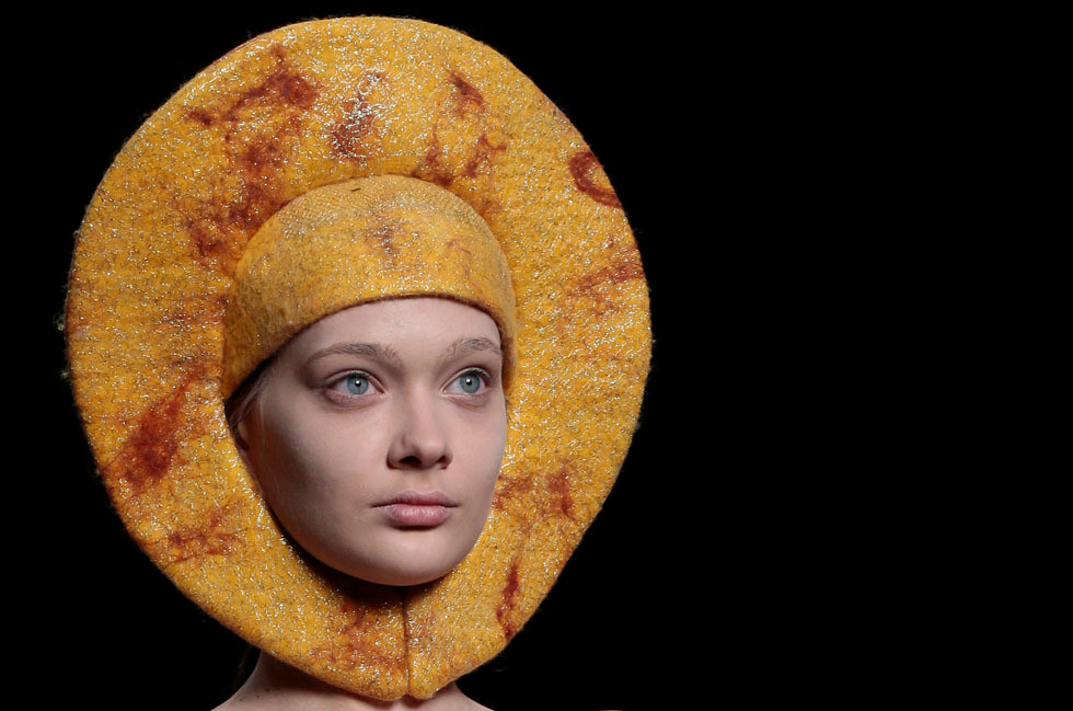 Moscow Fashion Week Ria Keburia