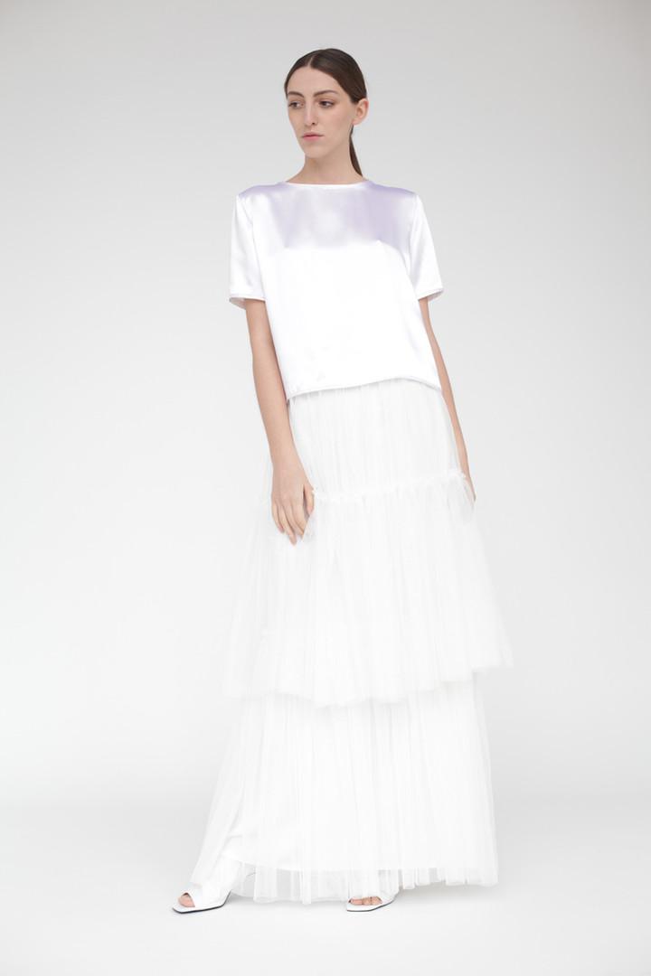 Maryl Skirt + Olivia Top