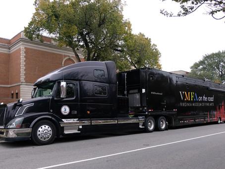 VMFA on the Road Artmobile Returns