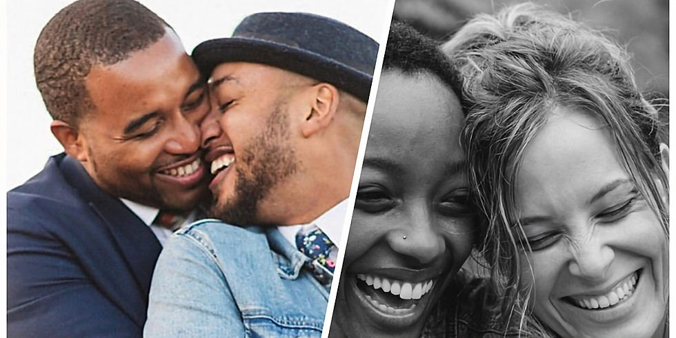 Love Wins! Online Weekend Mini-Retreat for LGBTQ+ Couples