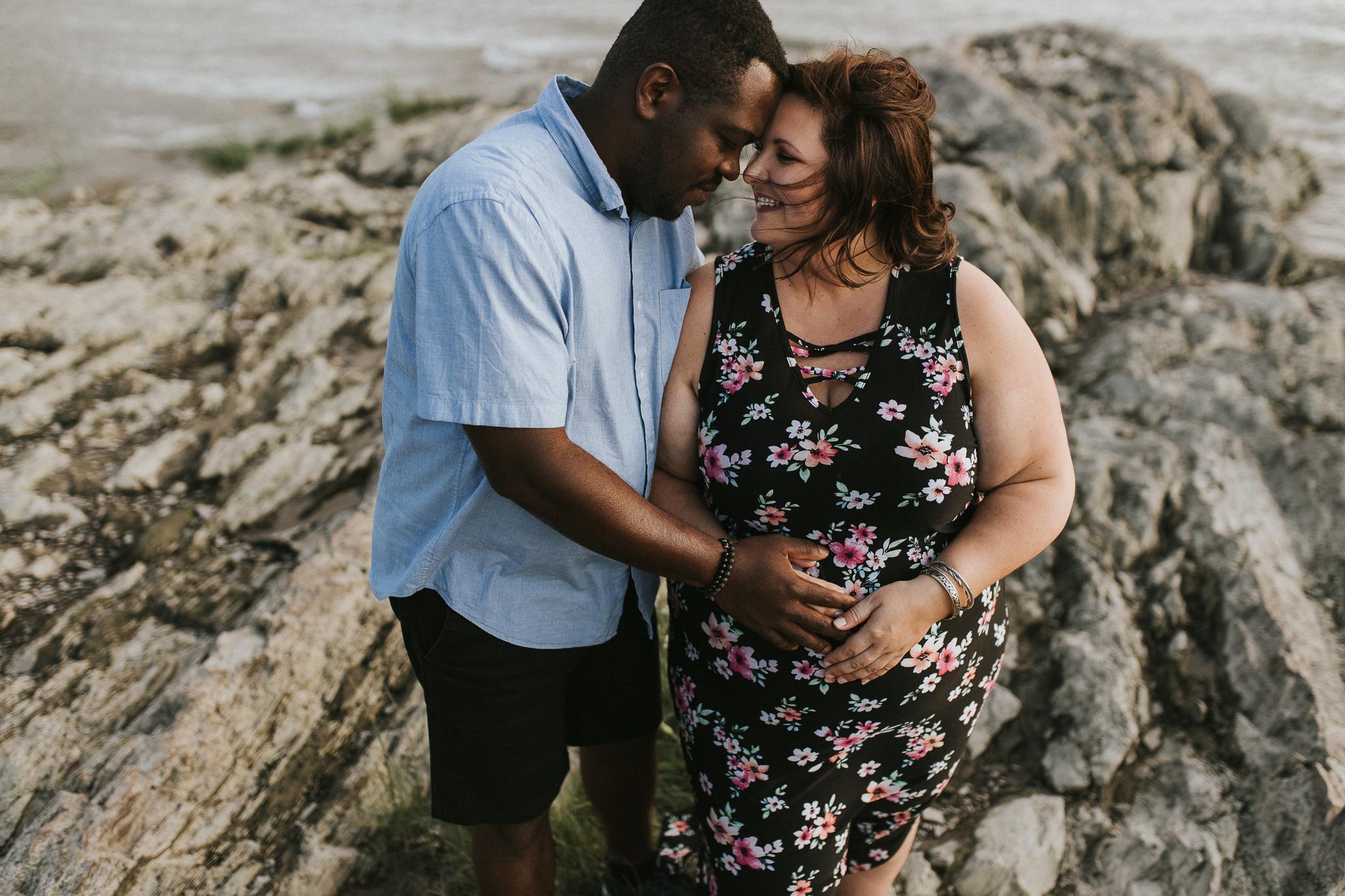photographe maternité québec