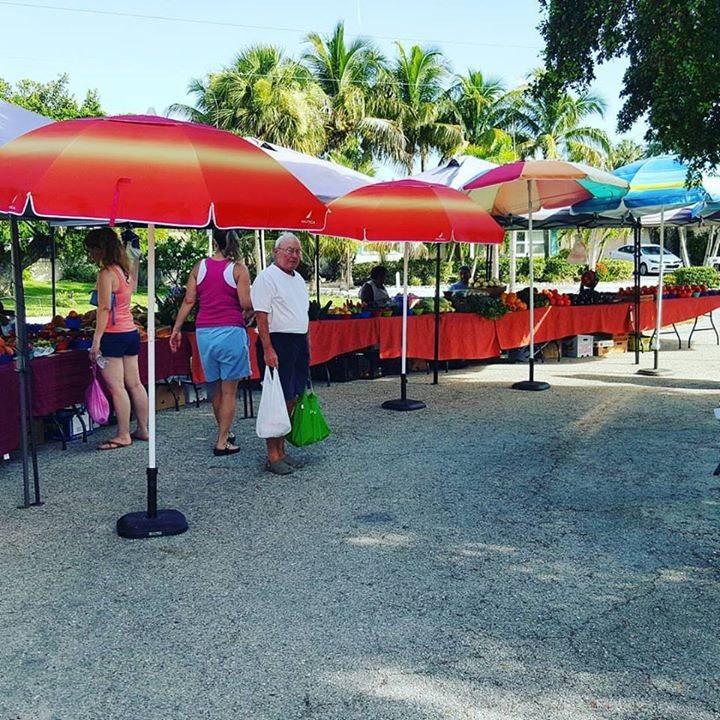 Summer at Beach Baptist Farmers Market,  Wednesdays 9am-1pm #fortmyersbeach #swflfarmersmarkets #swf
