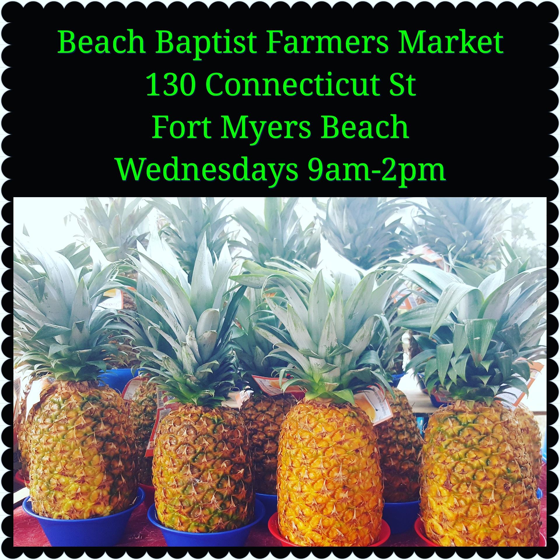 Beach Baptist Farmers Market