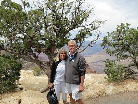 Linda Miller and David Self
