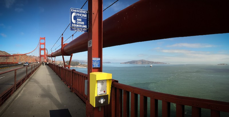 A Visit to the Golden Gate Bridge, by Kimberly Anderson