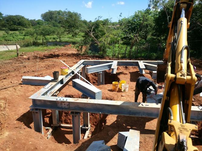 Cuadrillas capacitadas para realizar instalaciones en campo