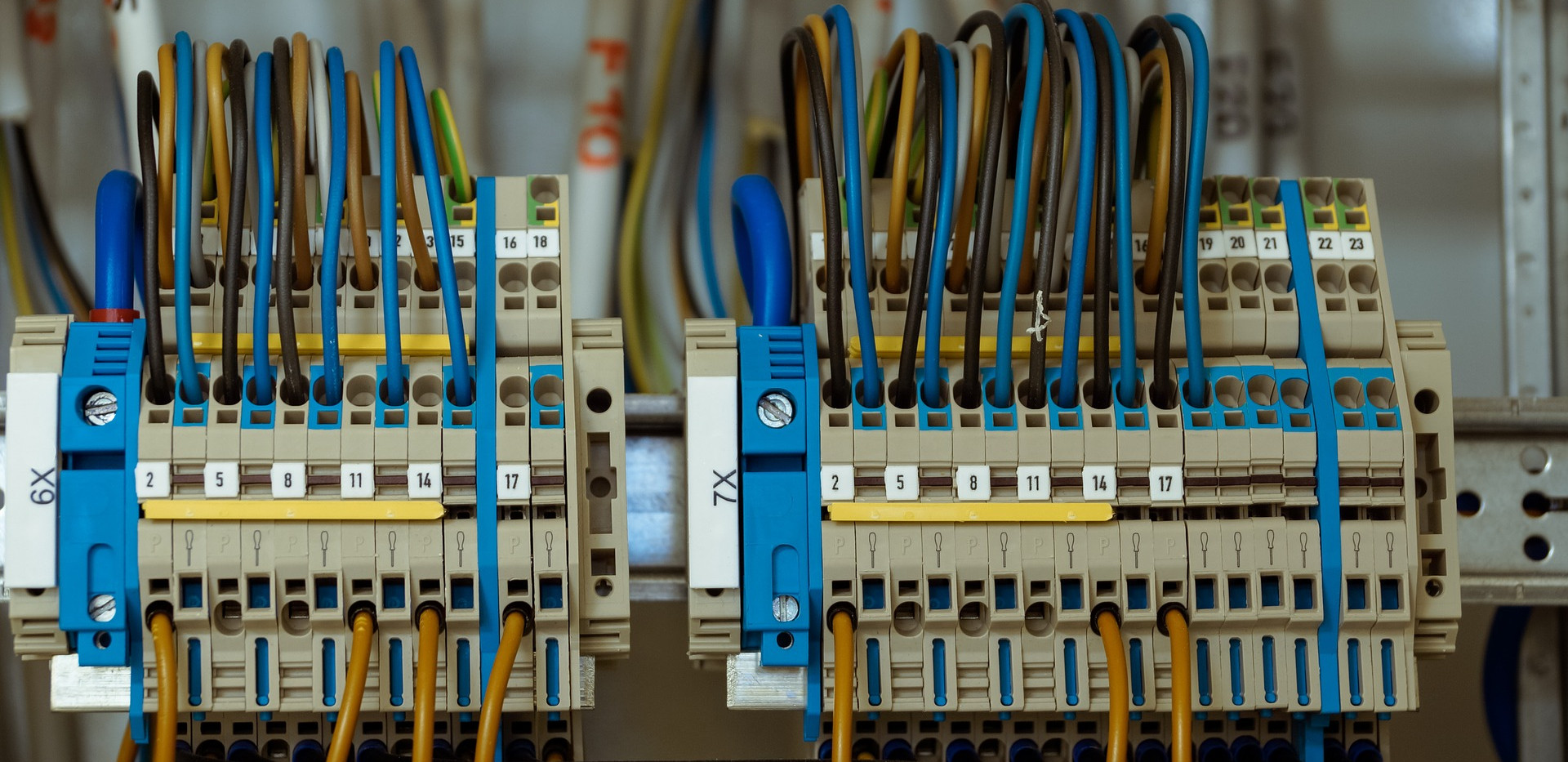 Electrical Control Wiring