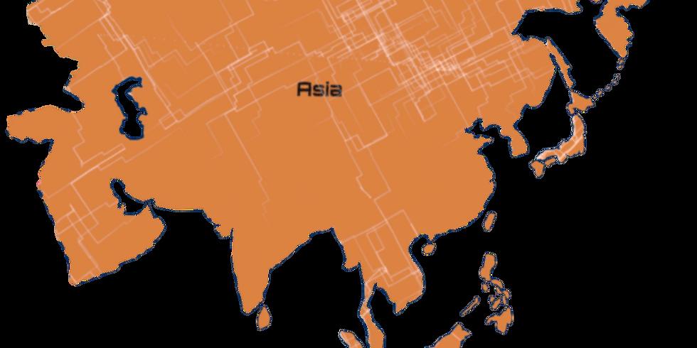 Second Hurricane in Asia - 27.7 miles (44.6K)