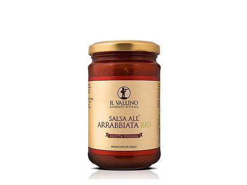 Arrabbiata Sauce Bio Il Vallino