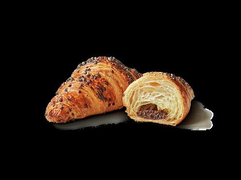 Chocolate Hazelnut Filled Croissants (x4) - $10.3/pc