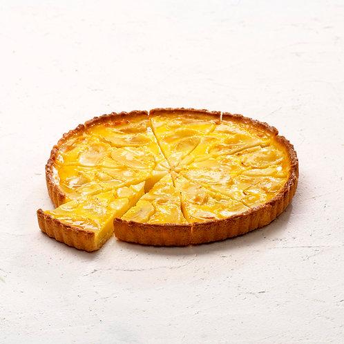 Small Normandy Apple Tart ( Precut x10) HK$86/tart