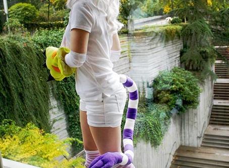 Gatomon's Tail