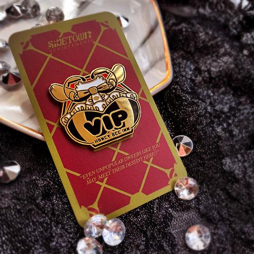 HoneyBee Inn VIP Pin