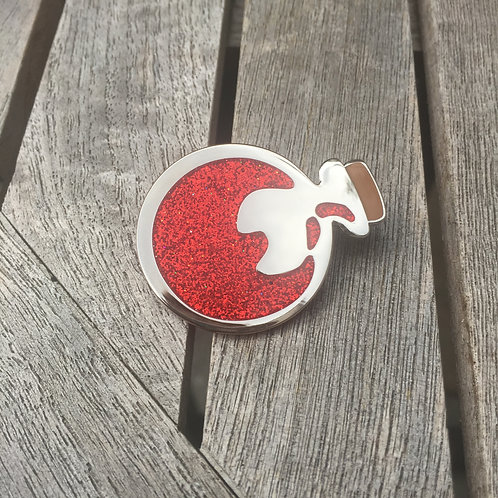 Red Potion Pin