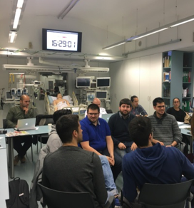 My experience in Barcelona as a Marie Curie Fellow